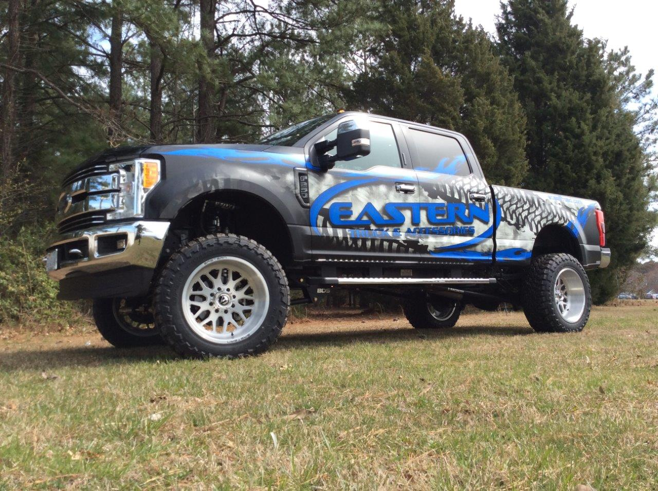 Virginia Beach Truck Lift Kits Located in Norfolk - Eastern